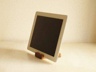 iPadスタンド カバ材の画像