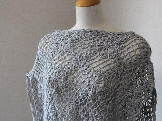 セットアップ モチーフつなぎのプルオーバー&スカートの画像