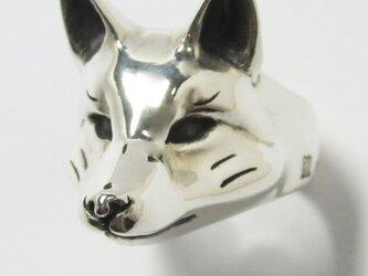 狐(きつね) RINGの画像