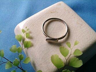 silver ring  2  11号の画像