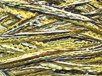 スラブ・ウール糸 ミックスカラー 102 gの画像
