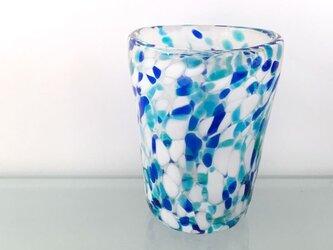 彩グラス(青海02)の画像