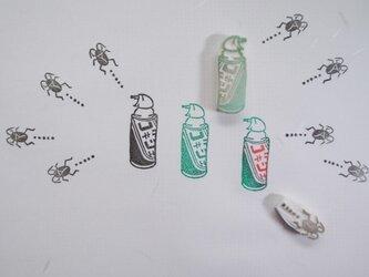 ゴキブリはんこ。の画像