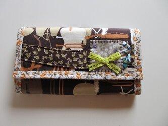 レトロな長財布  ~SWEET MEMORIESⅡ~の画像