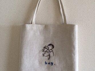 おさんぽバッグ hug②の画像