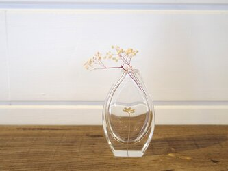 一輪挿し a bottle「flower」時澤真美の画像