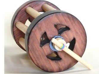 糸車(ゴム動力)の画像