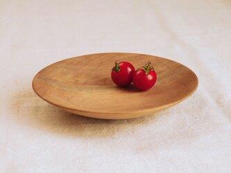 木のお皿・器 ブラックウォールナット材3の画像