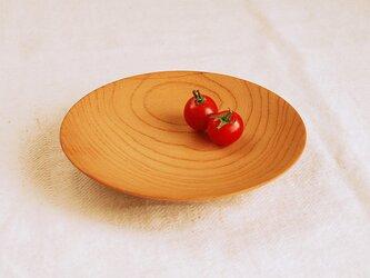 木のお皿・器 欅(ケヤキ)材6の画像