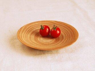 木のお皿・器 欅(ケヤキ)材7の画像