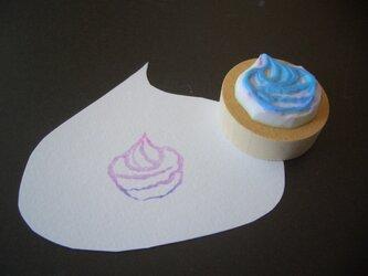 カップケーキの画像