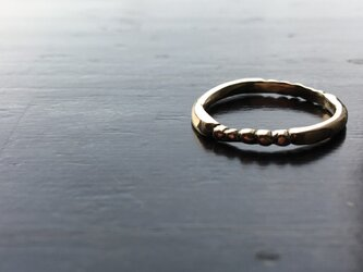 -SOLD OUT- tsubu ring k10の画像