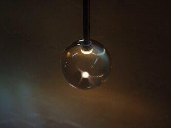 gg(ジジ)TYPE-Ⅰ【φ60球×電球色】 ~光の粒が浮かぶ アクリル球体ライト~の画像