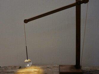 ggスタンド (Φ50球 × 電球色)の画像