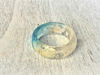空を流れる雲の指輪(シェル・ドリーム)の画像