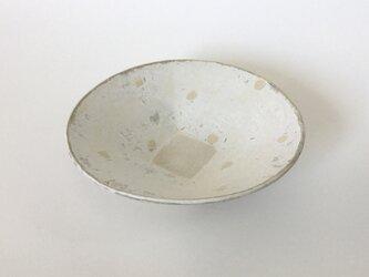 深皿 スノー (大)の画像