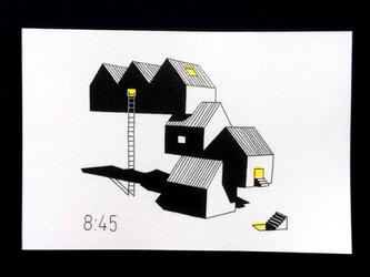 「秘密基地 8:45」ポストカードセットの画像