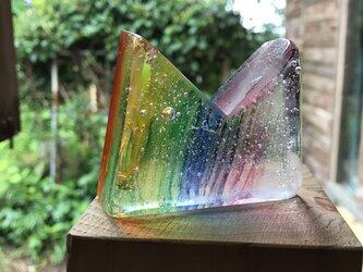 虹の山の画像