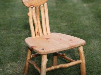 大人の子供椅子7の画像
