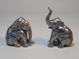 狛象(阿吽)の画像