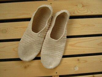 オーガニックコットン靴下/24㎝~24.5の画像