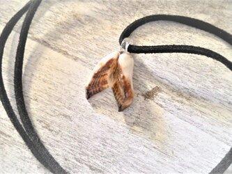 厄除け☆ノアの箱舟の翼ネックレス(大小ペア)の画像