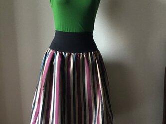 バルーンリバーシブルスカートの画像