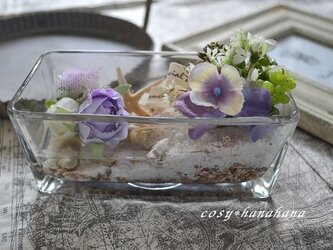 マジカルウォーターシェルplans*紫陽花の画像