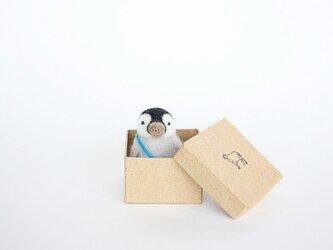 <約3㎝シリーズ>ペンギンの画像