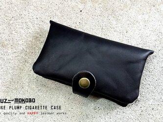 iQOS ふっくらシルエット SMOKE PLUMP CIGARETTE CASE // 受注生産の画像