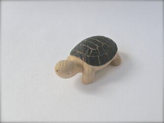 ◯  かめさんの添配 ( 8.5 cm )の画像