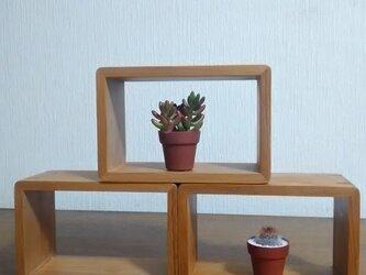 飾り台(イチイの木)の画像