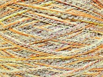 ブークレ・ウール糸 ミックスカラー 140 gの画像