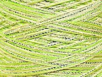 コットン・リネンミックス糸 ミックスカラー 190 gの画像