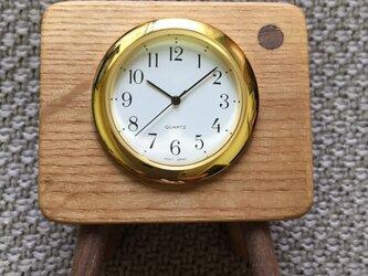 テレビ時計の画像