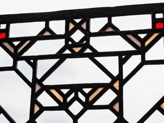 【フランク・ロイド・ライト】フランシスW.リトル邸風の画像