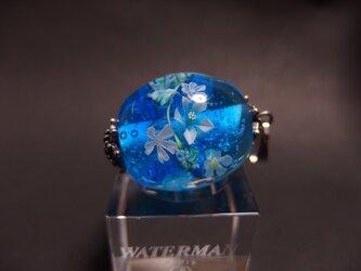 水中花(ブルー)の画像