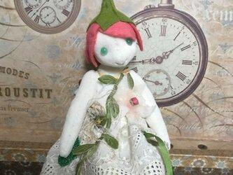 花の妖精さん(ピンク)の画像