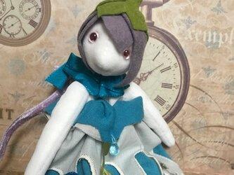 花の妖精さん(ブルー)の画像
