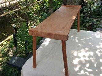 トチのテーブル#410の画像