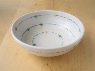 点と線の小鉢の画像