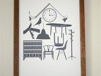 北欧風おうちgrayの画像