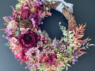 Autumn wreath VIIの画像