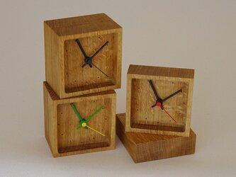 新四角時計の画像