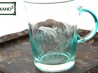 イルカのマグカップの画像