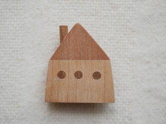 ブローチ house チェリーの画像