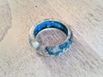 空を流れる雲の指輪(蓄光ナイトソング)の画像