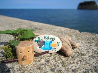 アイスキャンディー だよニャン三郎(=^・^=) 小枝ちゃん も一緒だよ!の画像