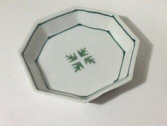 Z263 磁器染付八角小皿の画像