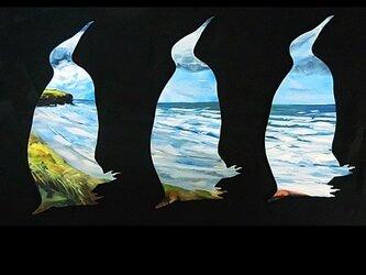 yellow penguinの画像